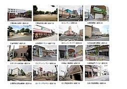 エスシリーズ南関目公園~全14家族 四季彩の街~:交通図