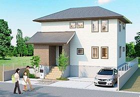 たったひとつの新築分譲住宅 誕生!