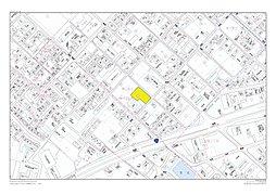 南上町 カメヤの分譲:案内図