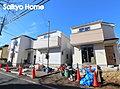 【京王線「高幡不動」徒歩約12分、風通り良好、~18帖4LDK、和室、駐車場2台】日野市