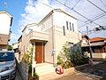 【土日祝 売出現地にてお待ちします】南西角地の立地を活かした陽当たり・通風良好な邸宅~調布市富士見町