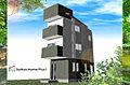 【ルーフバルコニー付き】建物面積103m2超のゆとりの新築分譲住宅です~文京区本駒込3丁目~