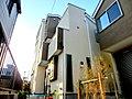 3階建スカイバルコニーのある家 杉並区高井戸西 全4棟