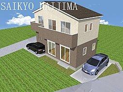 生活空間の可能性を広げるグルニエ付きの邸宅。昭島市緑町新築全1棟