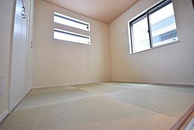 ■C号棟・和室約4.5帖