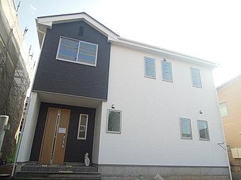 1号棟 WIC・SICがついた収納力の高い新築住宅が完成しました!見て・触れて・体感して!リアルな生活のイメージをつかみませんか?