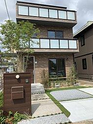 【セキスイハイム九州】スマートハイムプレイス片野新町 1号地の外観