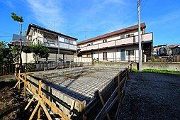 都市施設の揃った海老名駅徒歩圏。平坦地で低層住宅が立ち並ぶ住環...