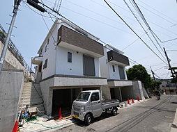 日吉本町 新築デザインハウス 全4棟
