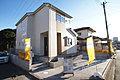 佐倉市ユーカリが丘1丁目 新築一戸建て 角地・陽当り良好のお家