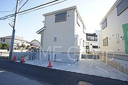 野田市山崎 新築一戸建て カースペース2台可のお家