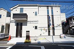 練馬区東大泉2丁目 新築一戸建て カースペース2台のお家