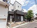 ※松戸市大金平3丁目 新築一戸建て 駅から徒歩3分のお家