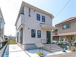 川口市石神 第3 新築一戸建て 全2棟 全居室収納付のお家