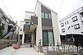 葛飾区細田5丁目 新築一戸建て 全2棟 全居室収納のお家