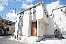 江戸川区北篠崎2丁目 新築一戸建て 全4棟 住宅性能評価W取得...