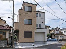 越谷市伊原2丁目 新築一戸建て 全1棟 陽当良好のお家