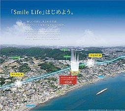 湘南長沢セレノステージ・全55区画