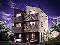 【不動前の邸】3駅3路線が利用できる都心の新築戸建住宅