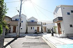 【落ち着きのある低層住宅地にバリエーションに富んだ全6棟誕生】...