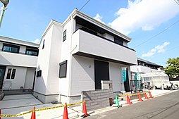 トラストステージ×COLORS 練馬区富士見台4丁目1期 新築分譲住宅 全5棟の外観