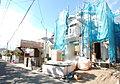 鵠沼松が岡の新築2階建が4280万円 土地120m2・建物93m2のボリュームプラン 東南道路