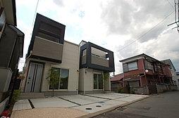~「キャンバス」の家~湘南の風景に溶け込む、キャンバスのような家
