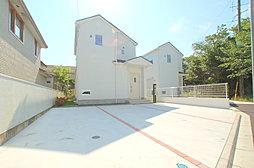 カースペース3台×床暖房付き×大型4LDK 新築戸建全2棟