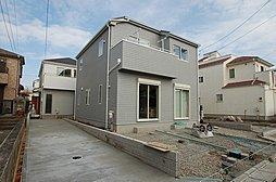 本鵠沼駅まで徒歩9分 ~カースペース2台×建物100平米超~