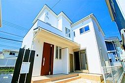 【自然素材を積極的に採用した 自然派住宅 】全4棟の新築分譲住...