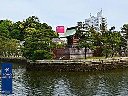海と公園の豊かな環境での暮らし 金沢区平潟町