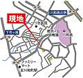 「横浜市都筑区に住もう」~川和町~静かな住宅街に建築条件無土地を販売