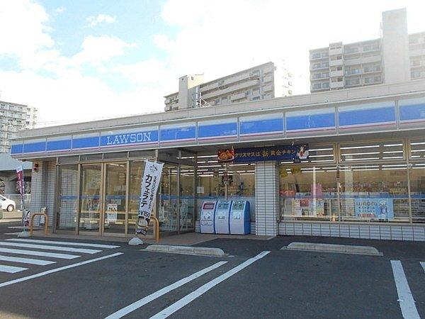 ローソン 多賀城東田中店