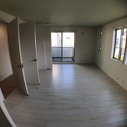 洋室(約6.0畳×2)