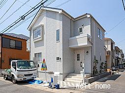 「JR総武線本八幡駅利用」市川市曽谷1丁目 全2棟
