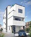 Sky Balcony付限定1邸【リビングライフ限定物件】神奈川2丁目 4部屋プラン 新築一戸建て