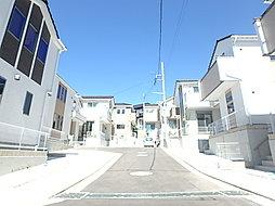 街びらき【リビングライフ】上の宮2丁目 全棟ゆとりの敷地100...