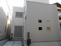 上野芝町8丁 新築分譲地 全3区画