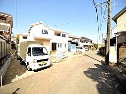 敷地面積67.21坪、駐車場3台以上可【武蔵村山市中藤】