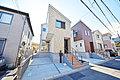 リライフガーデン武蔵新城・子母口 土地30坪・2階建4LDK SIC付の住宅