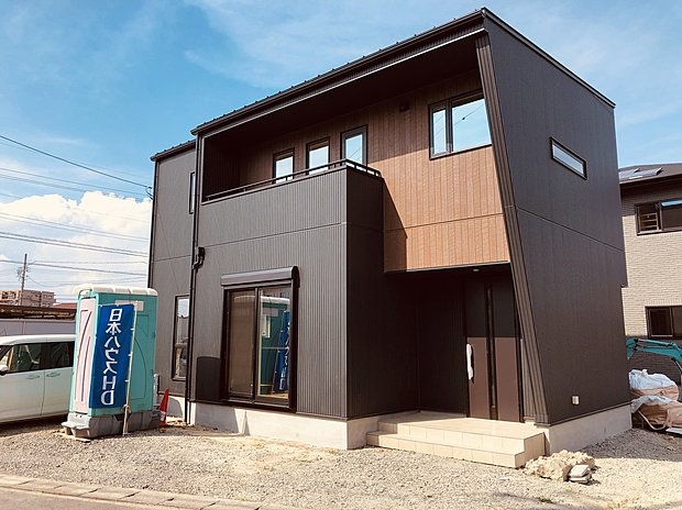日本ハウスHD 桜島分譲住宅