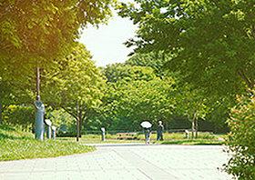 若葉台公園(約430m/徒歩6分)
