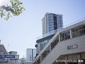 蕨駅まで880m 1893年(明治26年)開業の駅。JR京浜
