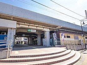 西浦和駅まで800m JR武蔵野線の走る西浦和駅では本線と大