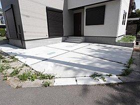 ■敷地面積33.40坪!駐車スペース2台分!■デザイン性に優