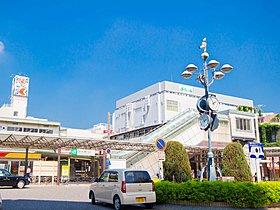 西川口駅まで720m 1954年に開業した西川口駅。現在はJ
