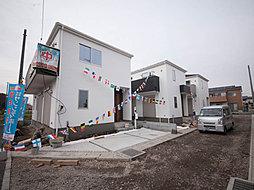 20さいたま市北区奈良町全3棟【宮原駅徒歩18分】2階建デザイ...
