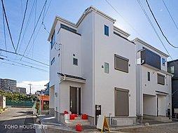 『東宝品質』全2棟 戸田市喜沢2丁目 新築一戸建て