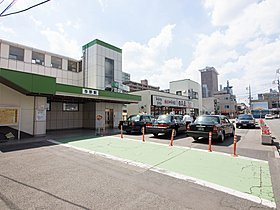 与野駅まで500m 京浜東北線の停車駅として、1番線のりばが