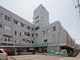 岩槻中央病院まで2100m